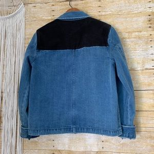 Who What Wear Jackets & Coats - Who What Wear Corduroy Denim Jacket